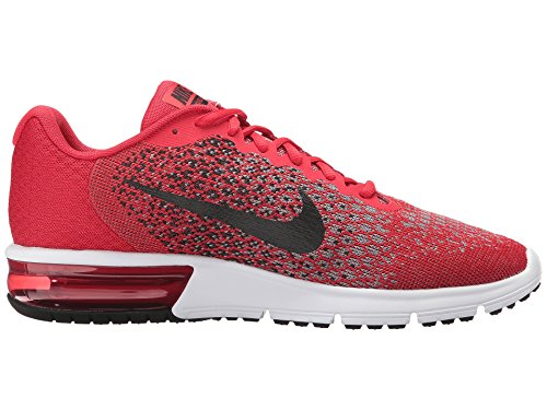 Men's Air Max Sequent 2 Running Shoe - University Red