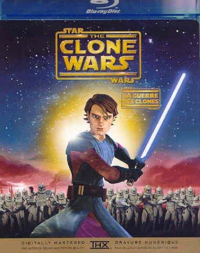 Star Wars: The Clone Wars [Blu-ray] (2008)