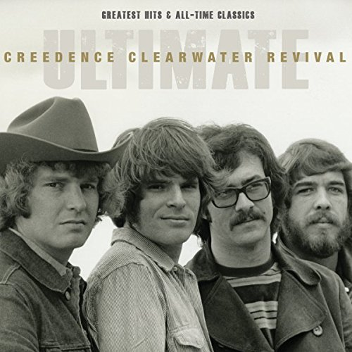 Ultimate Creedence Clearwater Revival: Greatest Hits & All-Time Classics [3CD] - Helicopter Crystal Set
