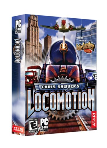 Chris Sawyer's Locomotion - PC