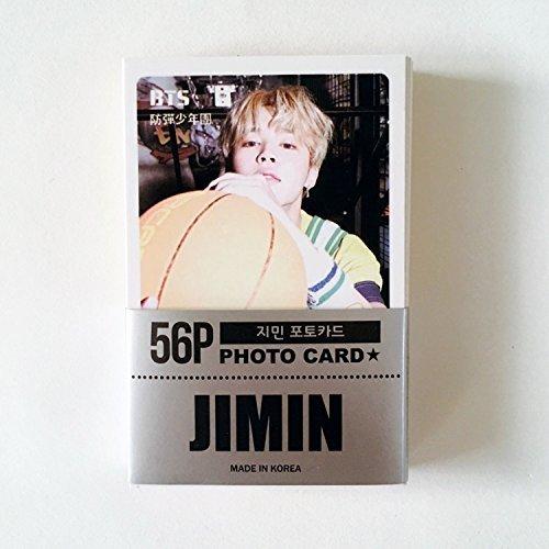 BTS JIMIN Solo Photocards 56pcs