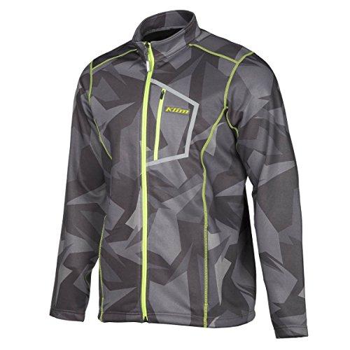 - Klim Inferno Men's Ski Snowmobile Jacket - Camo/Large