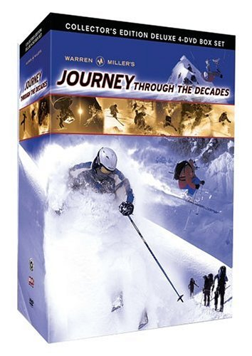 Journey Through the Decades (Journey/Endless Winter/Steep & Deep/Ski A La Carte) by Warren Miller