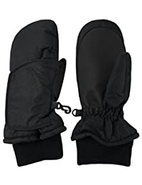 N'Ice Caps Kids Easy On Wrap Waterproof Thinsulate Winter Snow Mitten