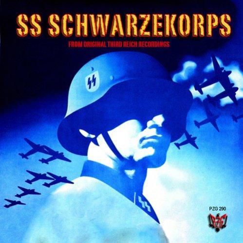 Original album cover of SS Schwarzekorps by Original Third Reich Nazi Recordings