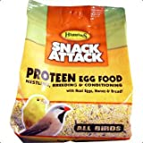 Higgins Snack Attack, Proteen Egg, 8-Ounce Bag, My Pet Supplies