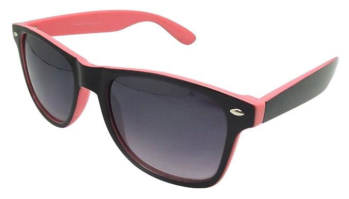 Festival de rayos UV gafas de sol con diseño de estampado de ...