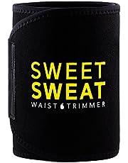 Sports Research Sweet Sweat Midjetrimmare (gul)