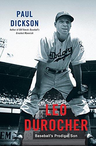 Leo Durocher: Baseball's Prodigal Son cover