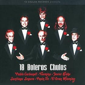 Amazon.com: 18 Boleros Chulos: Varios Artistas: MP3 Downloads