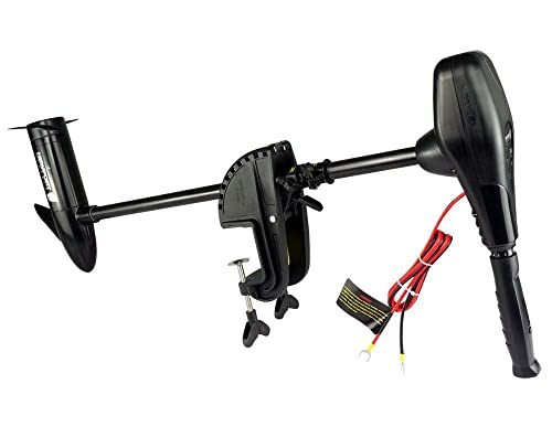36lb Thrust Saltwater Transom Mounted Trolling Electric Trolling Motor