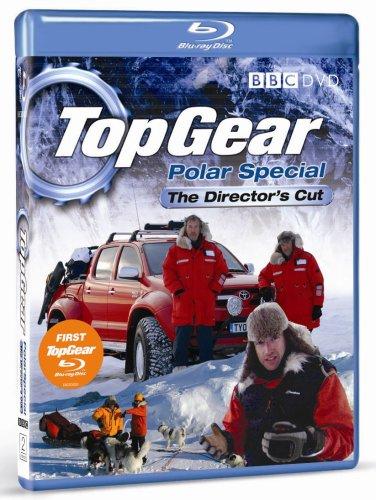 Top Gear - Polar Special - Directors Cut [Blu-ray][Region Free]
