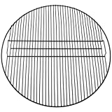 Cheap Sunnydaze Black Fire Pit Cooking Grate for Grilling, 40 Inch Diameter