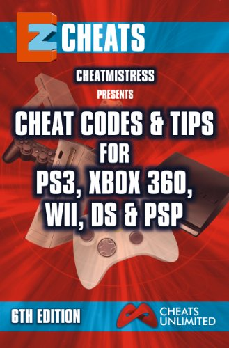 Ez cheats: cheat codes & tips for ps3, xbox 360, wii, ds & psp.