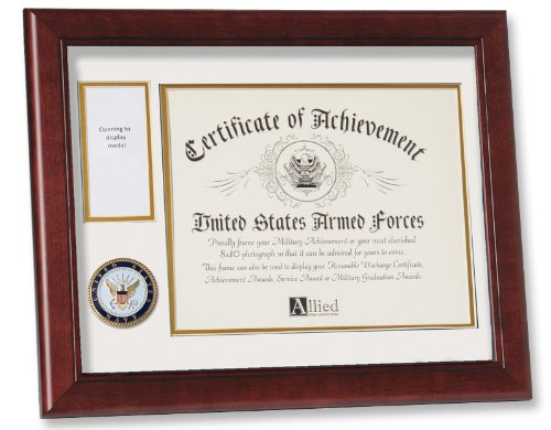 Allied Frame United States Navy Medal and Award (Navy Award)
