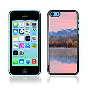 Carcasa Funda Case // V0000313 Alberta in Autumn Canada // iPhone 5C