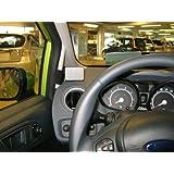 Brodit 804253 ProClip für Ford Fiesta 09-10 Left Mount schwarz