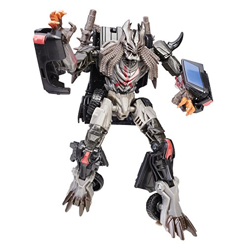 Ancient History Costume (Transformers: The Last Knight Premier Edition Deluxe Decepticon Berserker)