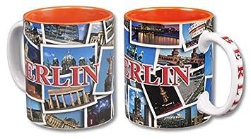 Idena Berlin Souvenir-tassen (1 Tasse, Sehenswürdigkeiten): Amazon ... Haus Und Garten Innovationen Garten Sehenswert