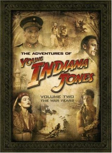 DVD : The Adventures of Young Indiana Jones: Volume Two (Full Frame, , Dolby, Digipack Packaging, 9 Disc)