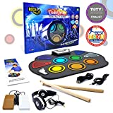 MukikiM Rock And Roll It CodeDrum, Multicolor (MUK-W758MCLR)