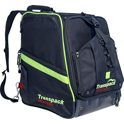 Transpack Heated Ski/Snowboard Boot and Gear Bag 2018 ()