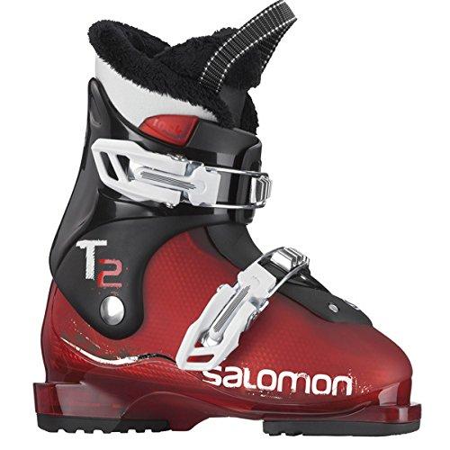 Salomon T2 RT Ski Boot Youth 19 Mondo by Salomon
