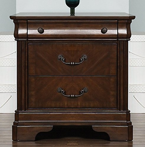 Liberty Furniture INDUSTRIES 722-BR61 Alexandria Night Stand, 28