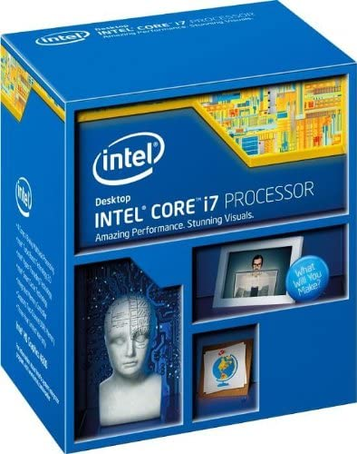 Intel Core i7 4770S Quad Core Retail CPU Refurbished Socket 1150, 3.10GHz, 8MB, Haswell, 65W, Graphics, 4th Generation Core