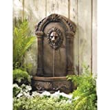 Cascading Fountains 10013055 Graceful Curves and Classic Lion's Head European Palace Decorations