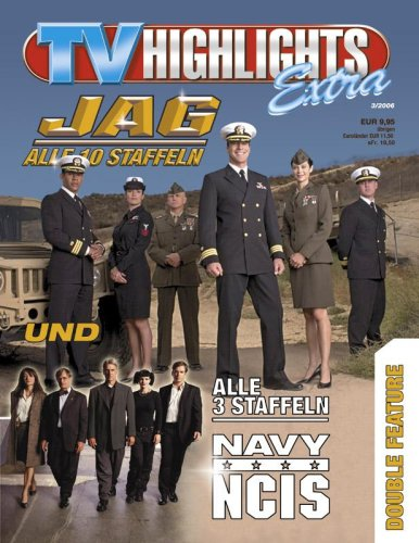 JAG/Navy NCIS - Alle Staffeln: TV Highlights Extra