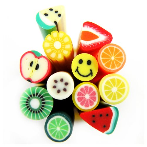 Beauties Factory Fruit Slice Nail Art