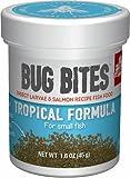 BUG BITES Tropical Small Fish 1.6 oz 45 g 16577 A6577 Nutrafin