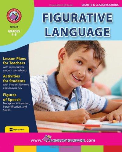 Figurative Language Grades 4-6 - Figurative Language Grade 4