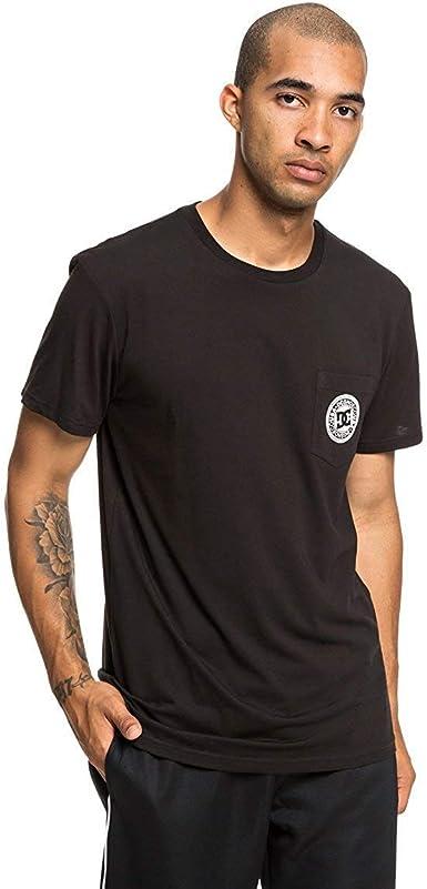 DC Shoes Basic - Camiseta para Hombre EDYKT03458: Amazon.es: Ropa ...