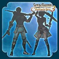 Samurai Warriors: Chronicles 3 - Edit Parts Set - PS Vita [Digital Code]