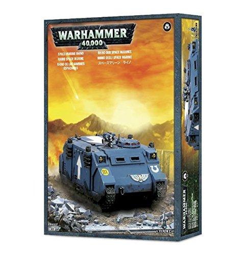 Warhammer 40k: Space Marine Rhino