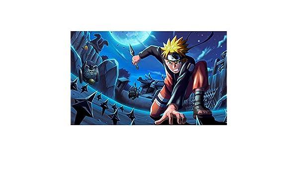 Naruto Personajes Personajes Cartel Ninja Wars Uchiha City Sasuke ...