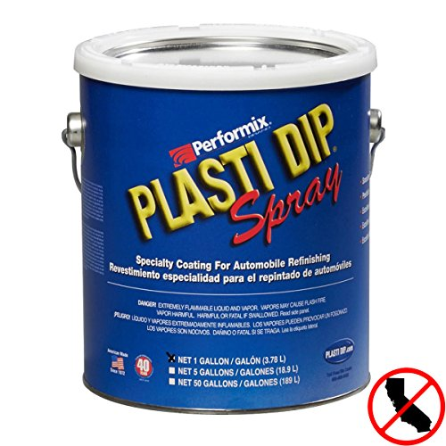 Plasti Dip Gallon White Sprayable 10107S
