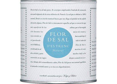 Hand Harvested Mediterranean Sea Salt - Natural