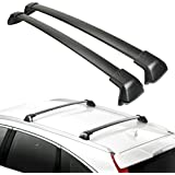 Auxmart Roof Rack Cross Bars for 2012-2015 Honda CRV Black