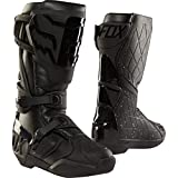 Fox Racing 180 Men's Off-Road Motorcycle Boots - Black/Black / 14