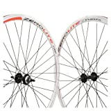 Vuelta ZeroLite Track Comp Polished 700C Wheel Set