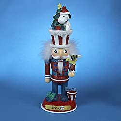 Peanuts/Hollywood Nutcrackers Kurt Adler Snoopy Hollywood...