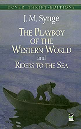 readers response to riders of the sea by j m synge First fruits: the shadow of the glen riders to the sea  night and other short stories (colin smythe) appeared in 1998  jm synge's the well of the.