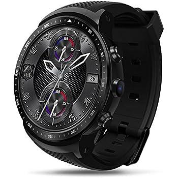 Amazon.com: Coaste Zeblaze Thor PRO 3G GPS Smartwatch 1.53 ...