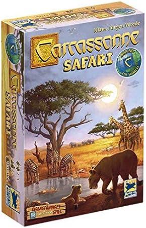Z-Man Games ZMG7868 Carcassonne: Safari, varios colores , color/modelo surtido: Amazon.es: Juguetes y juegos