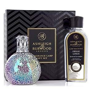 Ashleigh y Burwood Pelota pequeña Hada con lavanda de la fragancia de la lámpara Juego de regalo