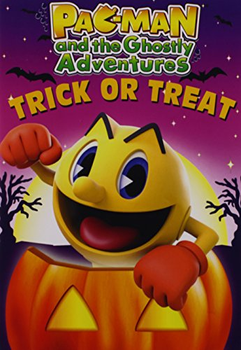 Pac-Man and the Ghostly Adventures - Movie (Pac Man Halloween Cartoon)