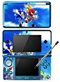 Sonic The Hedgehog Game Skin for Nintendo 3DS Console by Skinhub